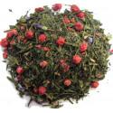 Thé vert parfumé à la GRENADE - Thé GRENADE - Compagnie Anglaise des Thés