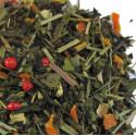 Thé vert en vrac Pamplemousse, Citron -Thé vert APHRODITE Compagnie Anglaise des Thés