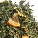 Thé en vrac Citron, Orange, Citronnelle -Thé vert ECLIPSE - Compagnie Anglaise des Thés
