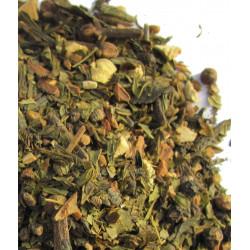 Thé en vrac Masala chai (Épices indiennes) - Thé vert CHAI SENCHA - Compagnie Anglaise des Thés