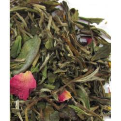 Thé en vrac Pamplemousse, Vanille, Fleurs -Thé blanc ANTILLES / VAHINÉ  - Compagnie Anglaise des Thés