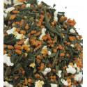 Thé en vrac du Japon aux Grains de riz soufflés -Thé GENMAICHA BIO - Compagnie Anglaise des Thés