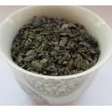 Tasse Thé de Chine roulé - Thé vert GUNPOWDER BIO- Compagnie Anglaise des Thés