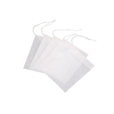 Sachets à thé Filtre cordelette x64