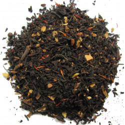 Té Especias Naranja Jengibre Caramelo - Té negro NOCHEBUENA - Compañía Inglesa de los Tés