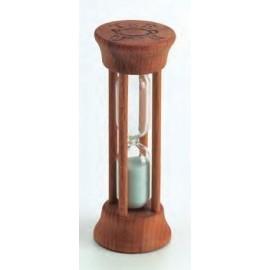 Reloj de arena en Madera