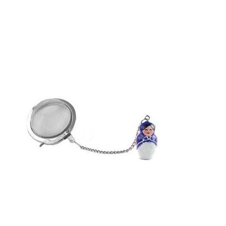 Contrepoids Poupée Russe bleue Ø 5cm