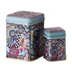 Boîte motifs Mandala