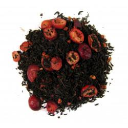 Té arándanos - Té  negro CRANBERRY - Compañía Inglesa de los Tés