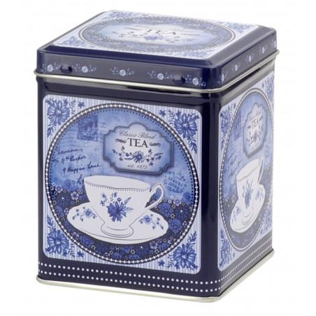 Boîte Tea bleue 250g