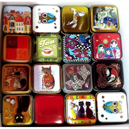 Assortiment Tea Box - Idée Cadeau!
