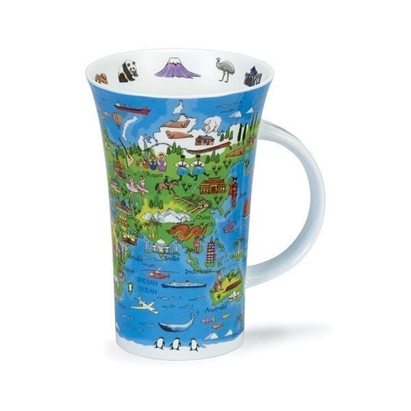 Mug Dunoon Iconic World