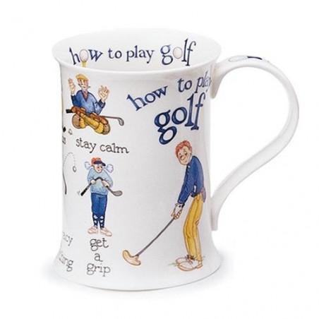 Mug Dunoon Golf