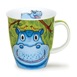 Mug Dunoon Hippopotame