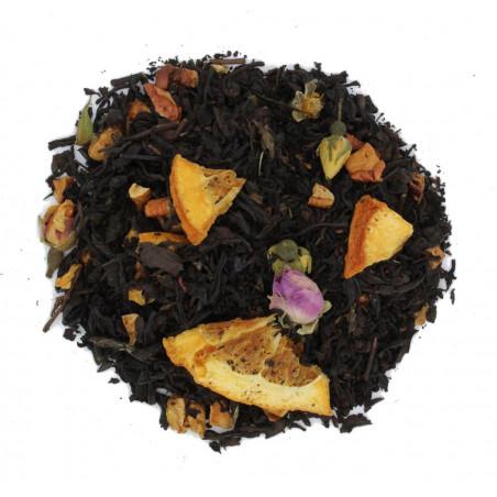 Thé noir FLÛTE ENCHANTÉE