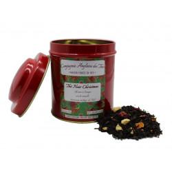 Edition spéciale Boîte de thé noir CHRISTMAS