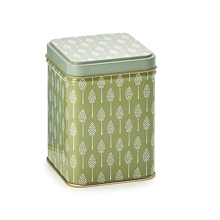Boîte Arbre Vert