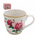 Mug Redoute Rose - Compagnie Anglaise des Thés