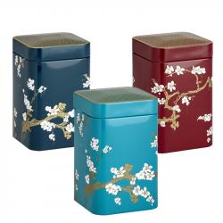 Caja Cerezo Japonés Azul
