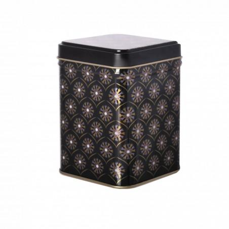 Boîte Mandala Noir