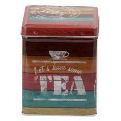 Boîte Tea Rayée - Compagnie Anglaise des Thés