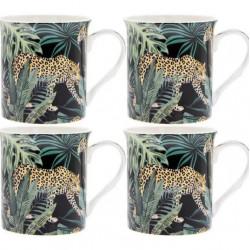 Coffret Mugs Jungle - Compagnie Anglaise des Thés