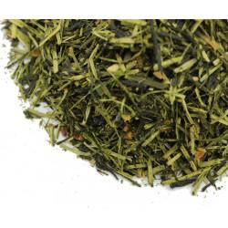 Thé vert en vrac YUZU - Compagnie Anglaise des Thés