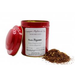 Rooibos CHOCOLAT, ORANGE - Boîte de Rooibos BAYONNE - Compagnie Anglaise des Thés