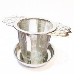 Filtro Metal Flores Ø 5,5cm