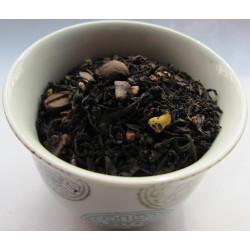 Tasse Thé CAFE CACAO CARAMEL - Thé noir P'TIT DEJ  - Compagnie Anglaise des Thés