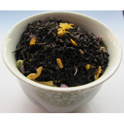 Té mango y melocotón - Té CUBA - Compañía Inglesa de los Tés